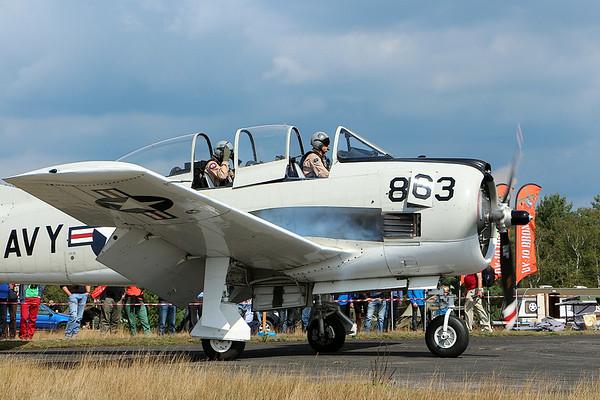 Fly-In EBZR 2014 (zondag)