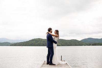 Kristin + Rob - Lake Placid, NY