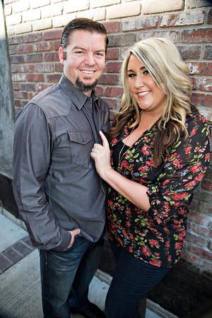 Jenalee & Matt Engagement