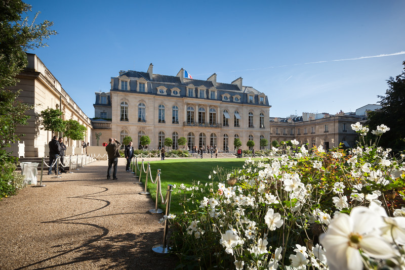 2013 09/15 - Palais de l'Élysée, Arc de Triomphe, Notre Dame