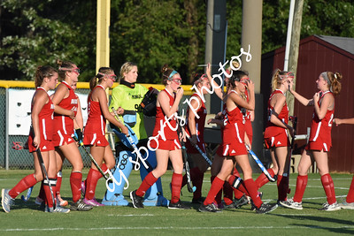 2019-09-03 Ballard vs Manual Girls Varsity  Field Hockey