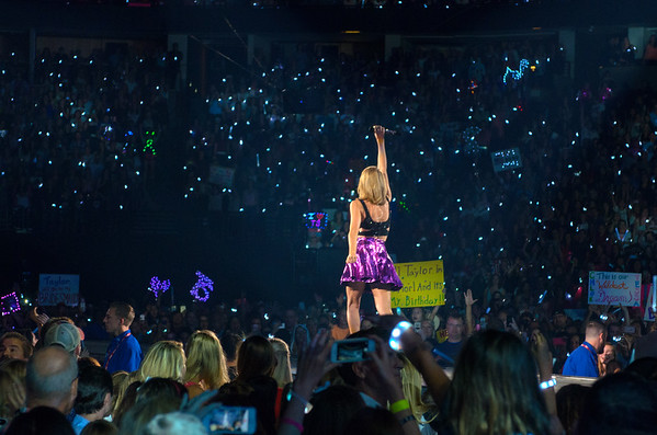 Taylor Swift 1989 Tour - Denver 2015