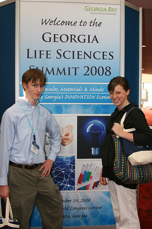 2008 Georgia Life Sciences Summit WCGC