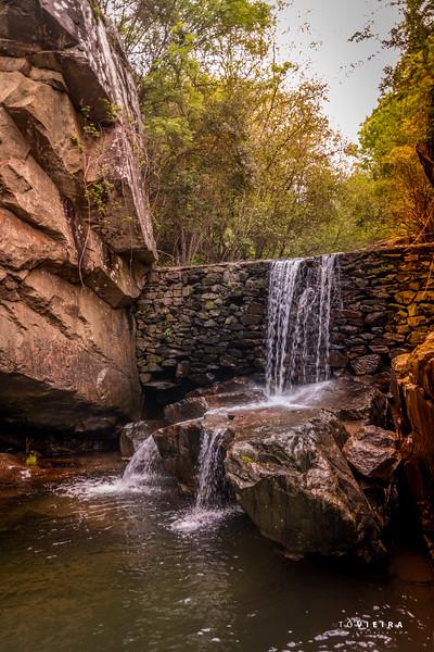 cascata das Golas