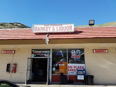 Gorman Liquor