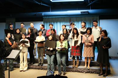 Mandarin choir 10-31-2010