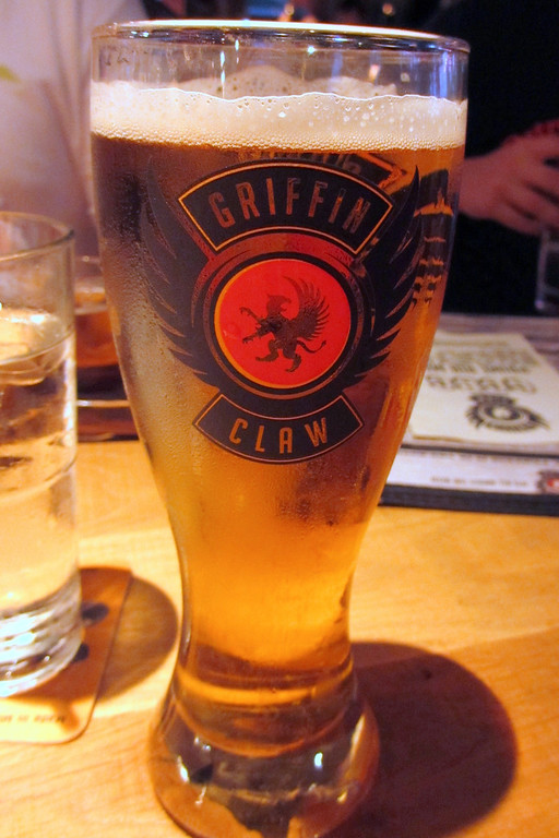 . Housemade craft beers come in unique varieties at Griffin Claw Brewery in Birmingham. Photos by Lori Yates