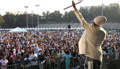 UCLA Jazz and Reggae Festival 2005