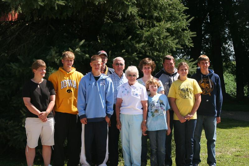 Songer Family Reunion