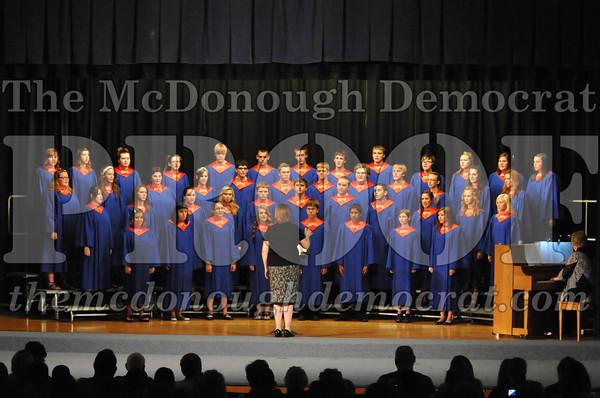JH-HS Spring Choral Program 05-09-13