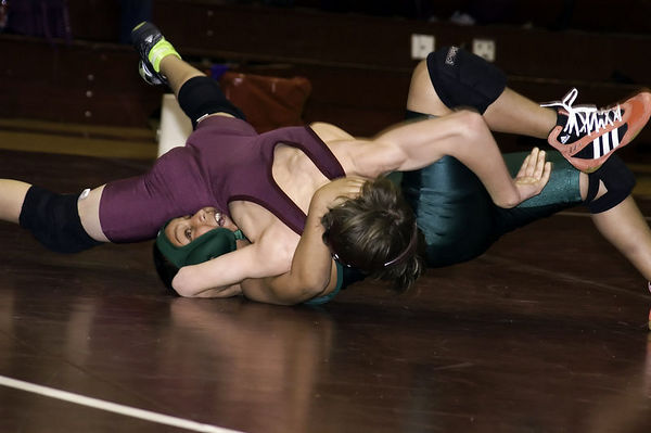 Jan 25 middle and high school wrestling