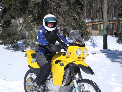 Motorbike stuff