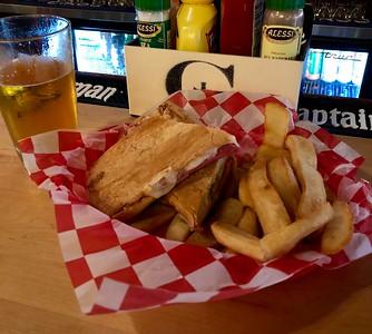 Cuban Sandwich, Gaspar's Grotto, Ybor CIty, Florida