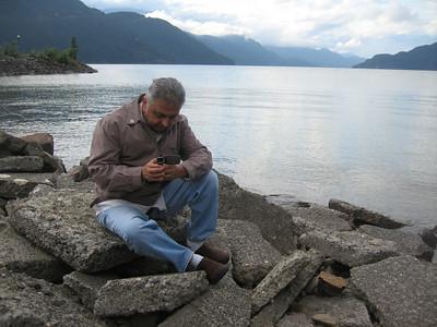 Harrison Hot Springs BC, Sep 2009