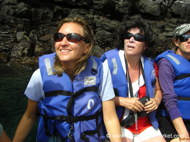 On the Way to Genovesa Island - Galapagos Islands