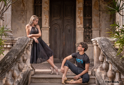 Dance in Old Town Havana Mansion