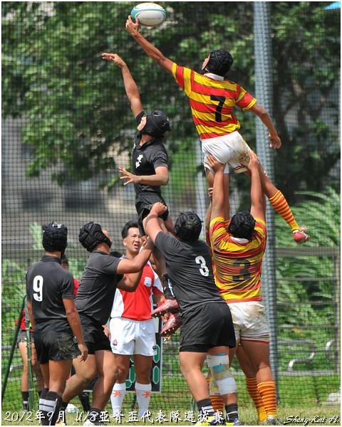2012 U18亞青選拔-準決賽-建國中學 VS 淡江中學(CKHS vs TKSH)