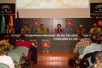 V Jornadas de Historia Natural. El Puerto de Santa María  2011