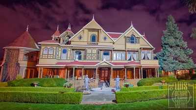 2017/02/18 Winchester Mystery House