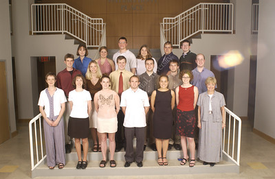 22100 FOUNDATION SCHOLARS GROUP STUDENTS