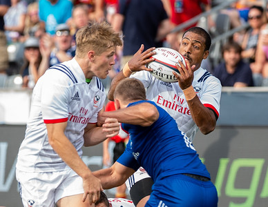 International Men's Rugby - USA vs Russia - 2018-06-09