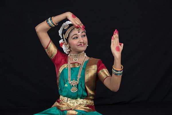 2018 Shivani Pre-Arangetram