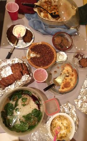 20151128 - Thanksgiving West Coast Swing in Norwalk, CT