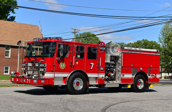 Salem County Fire Apparatus