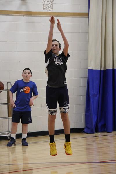 US 4-on-4 Basketball Tournament