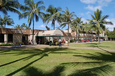 Fort DeRussy Museum, Honolulu