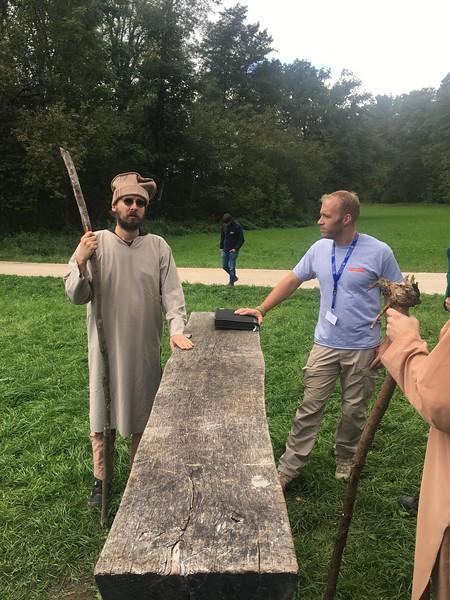 IHP base camp course 2017