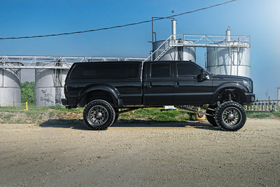 Maxxed Performance 2015 Ford F-350 Dually