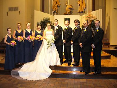 McCormick--TJ & Liz McCormick's Wedding 6-2-07