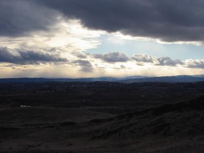 Yakima Canyon Ridge