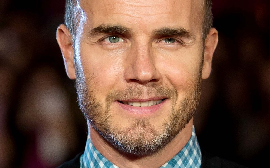 . British �The X Factor� judge Gary Barlow (and of 90s band Take That) is 46. (Getty Images: Ian Gavan)