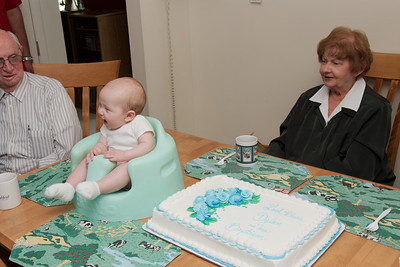 Dylan's Baptism - 06.14.2009
