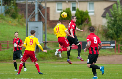 Albion Rovers v Airdrieonians (1.3) 12 9 15