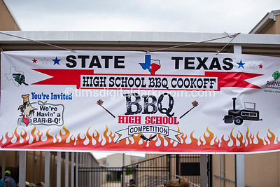 Texas High School BBQ Cook Off 2016