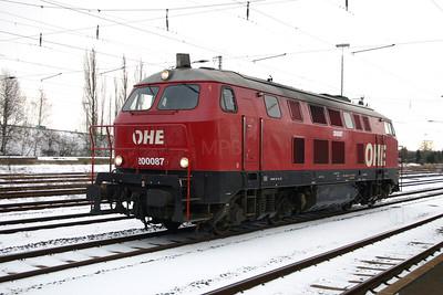 OHE - OSTHANNOVERSCHE EISENBAHNEN AG