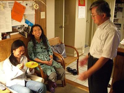 2005.08.20 Saturday - Daddy's 60th B-day dim sum
