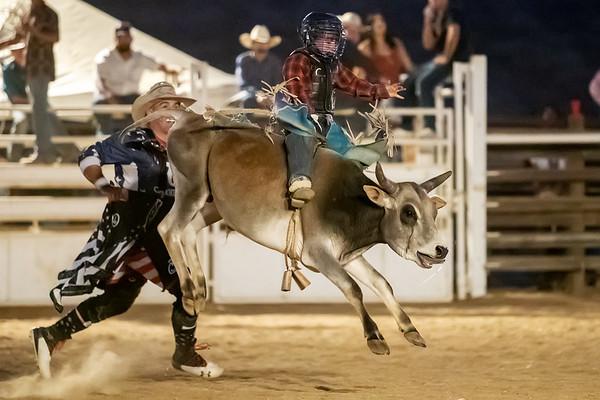 2021 AK Bucking Bulls - July