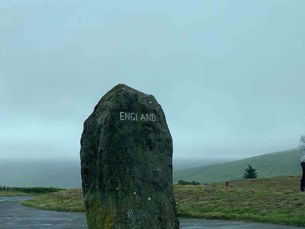 A68 Scots - English Border