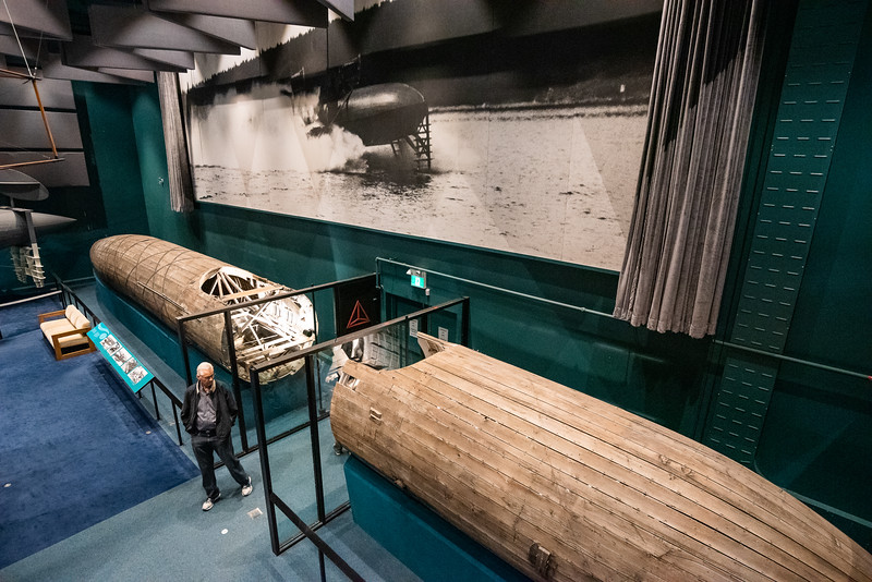 Alexander Graham Bell exhibit, Baddeck