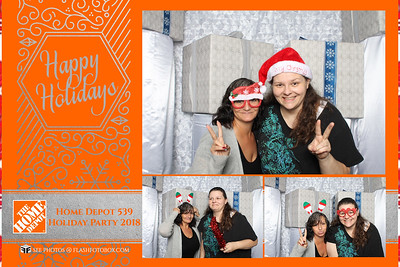Home Depot Holiday Party - Decmeber 9, 2018