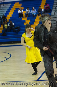 Woodland Game 10 Jan 2012