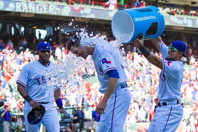 Texas Rangers - 2016