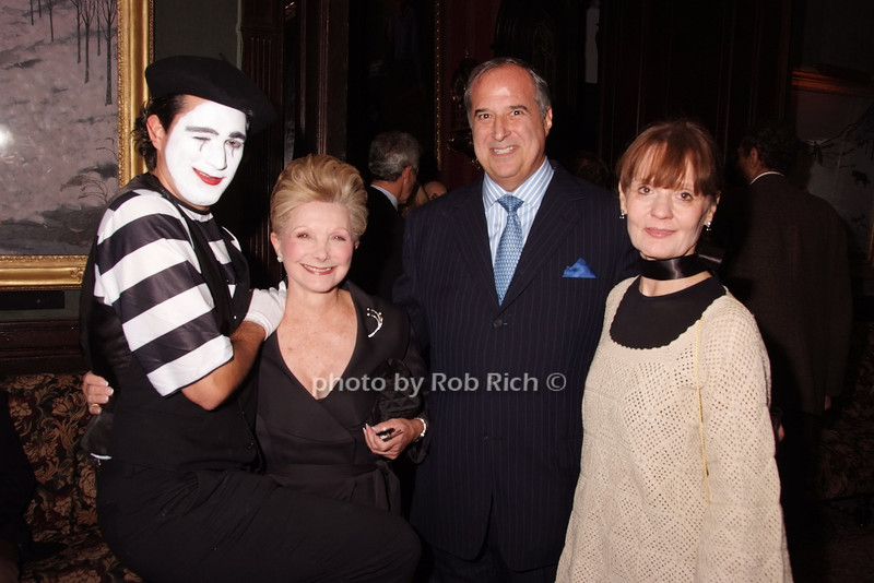 Alex Gonzalez, Barbara Fisher, Stewart Lane, Helen Guditis