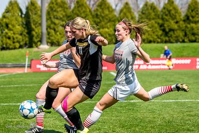 UW Sports - Women's Soccer - April 17, 2016