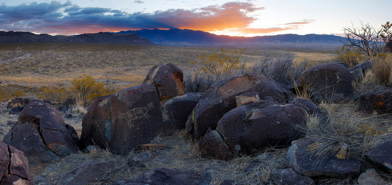 Three River's Petroglyph #1