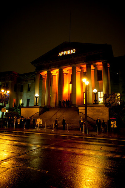 Appirio @ SF Mint
